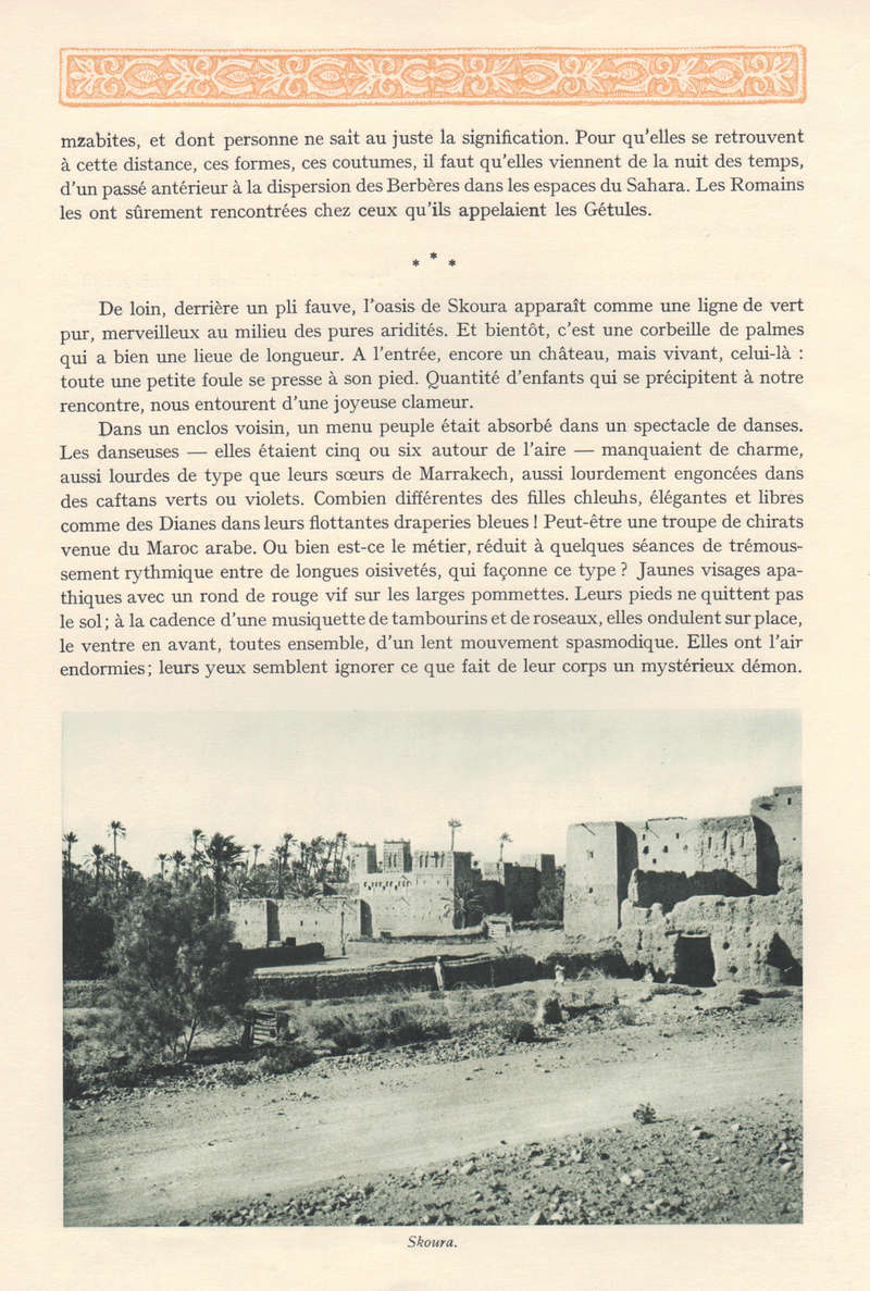VISIONS DU MAROC, André CHEVRILLON. - Page 5 Visio115
