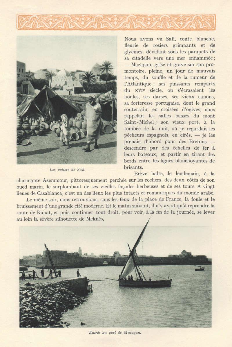 VISIONS DU MAROC, André CHEVRILLON. - Page 5 Visio120