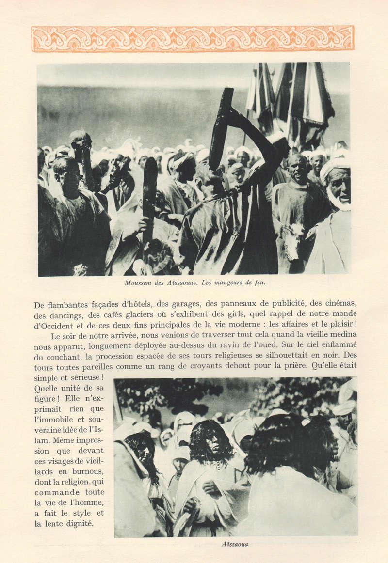 VISIONS DU MAROC, André CHEVRILLON. - Page 5 Visio122