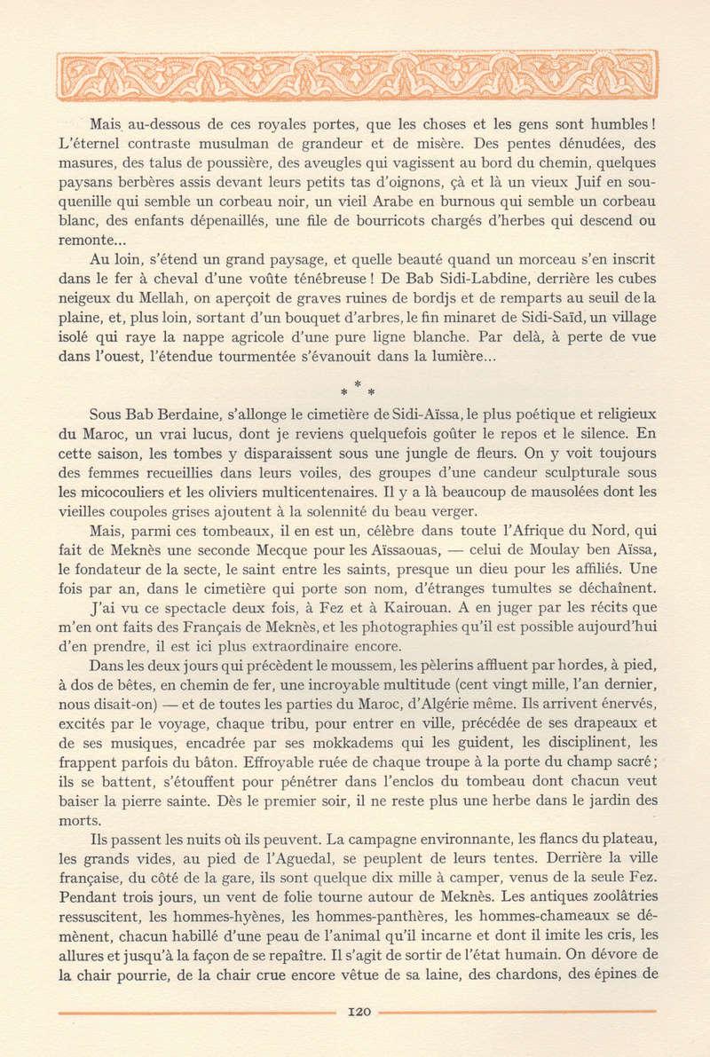 VISIONS DU MAROC, André CHEVRILLON. - Page 5 Visio124