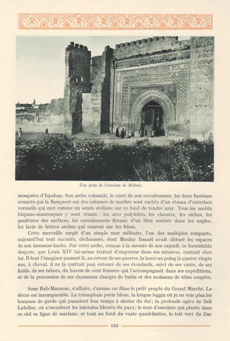 VISIONS DU MAROC, André CHEVRILLON. - Page 5 Visio126