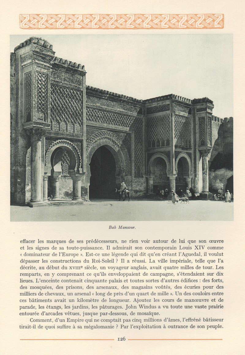 VISIONS DU MAROC, André CHEVRILLON. - Page 5 Visio130