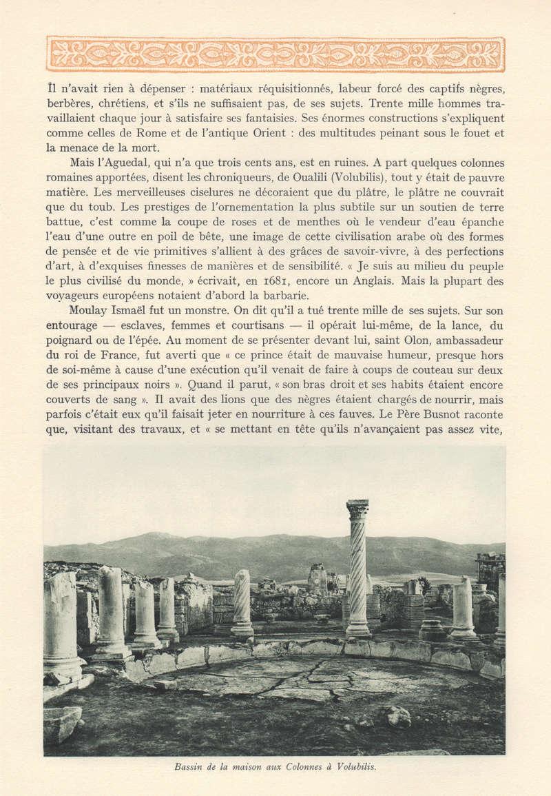 VISIONS DU MAROC, André CHEVRILLON. - Page 5 Visio131