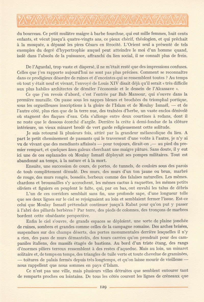 VISIONS DU MAROC, André CHEVRILLON. - Page 5 Visio133