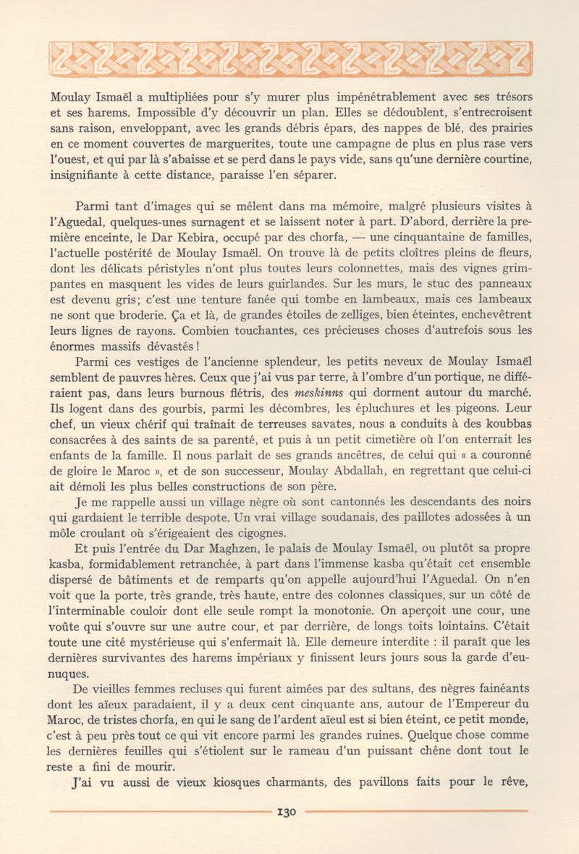 VISIONS DU MAROC, André CHEVRILLON. - Page 5 Visio134