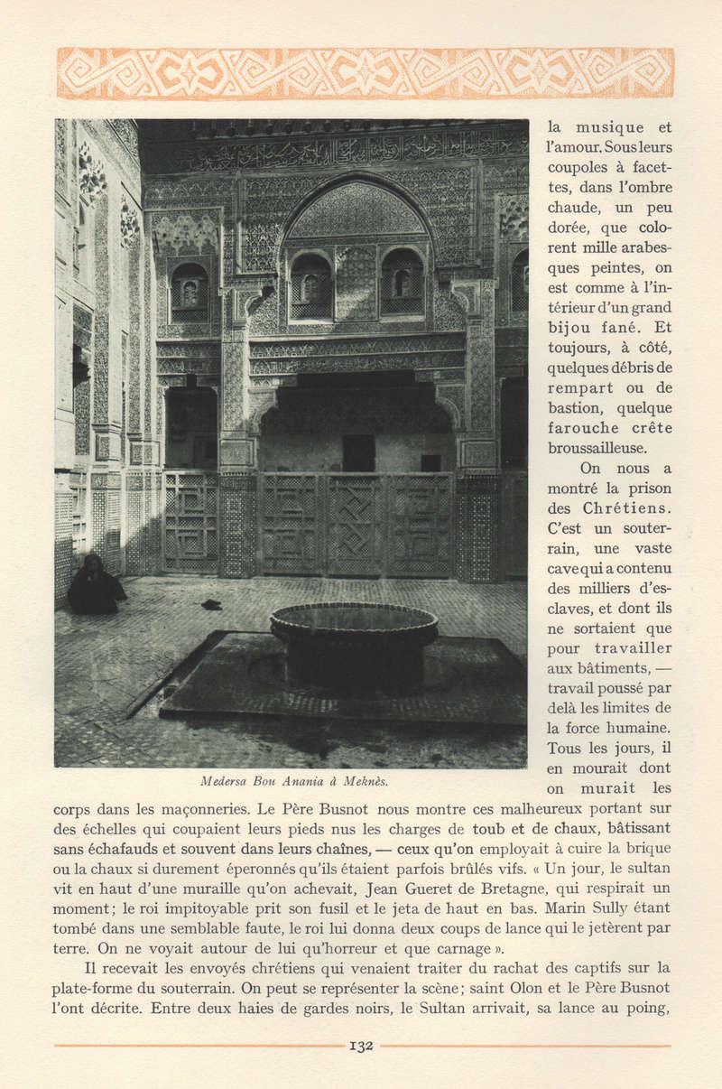 VISIONS DU MAROC, André CHEVRILLON. - Page 6 Visio136