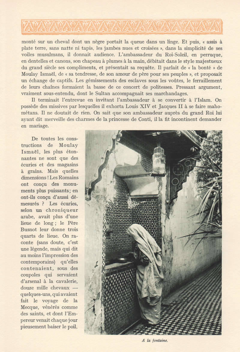 VISIONS DU MAROC, André CHEVRILLON. - Page 6 Visio137