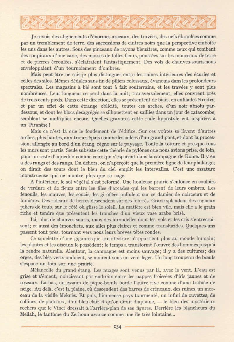 VISIONS DU MAROC, André CHEVRILLON. - Page 6 Visio138