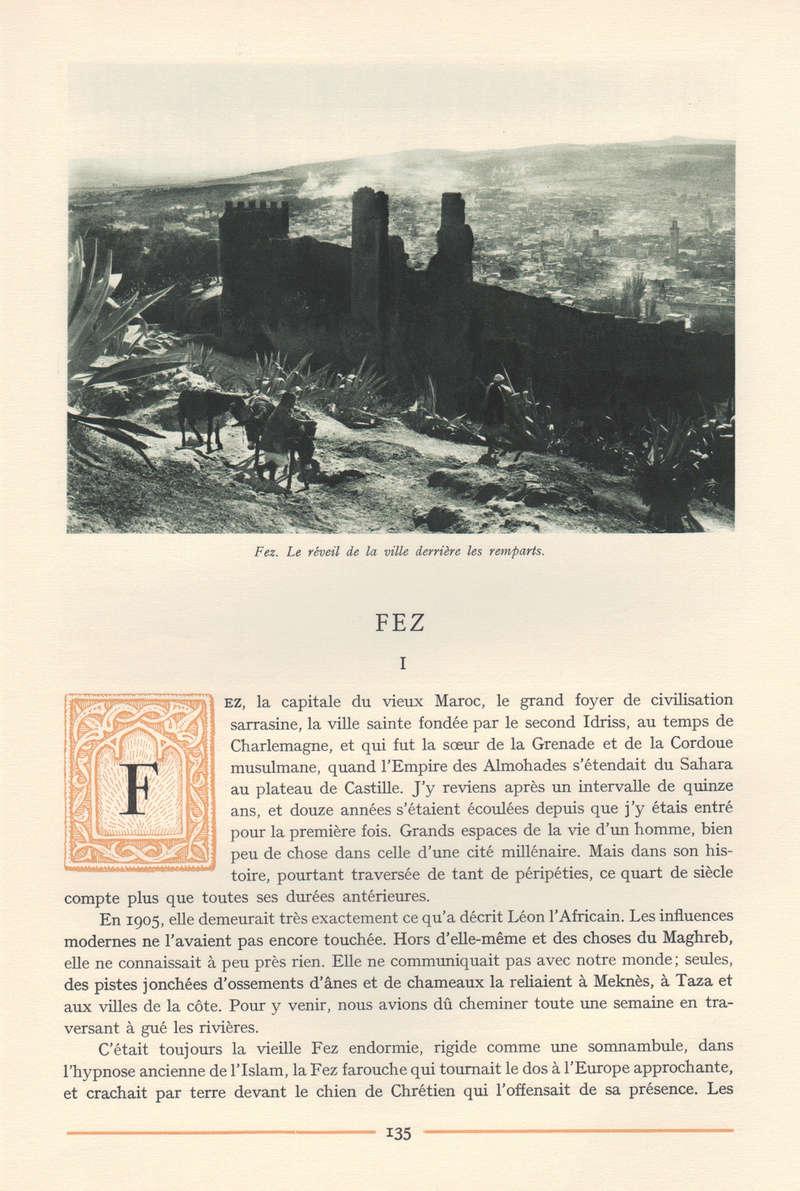 VISIONS DU MAROC, André CHEVRILLON. - Page 6 Visio139