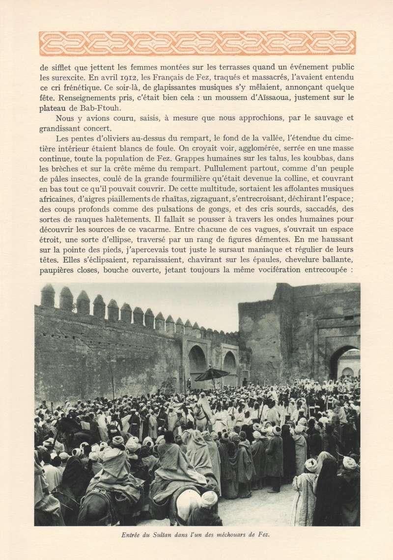 VISIONS DU MAROC, André CHEVRILLON. - Page 6 Visio186