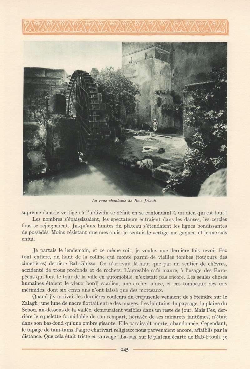 VISIONS DU MAROC, André CHEVRILLON. - Page 6 Visio188