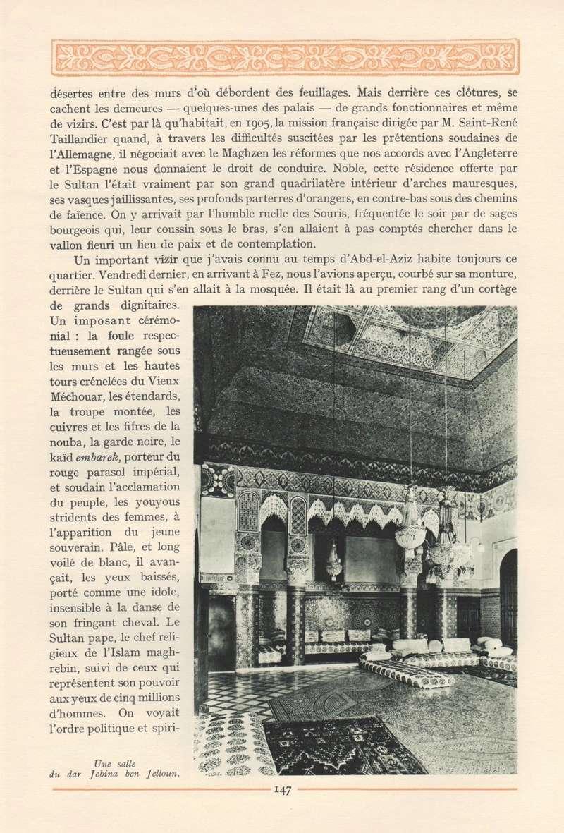 VISIONS DU MAROC, André CHEVRILLON. - Page 6 Visio190