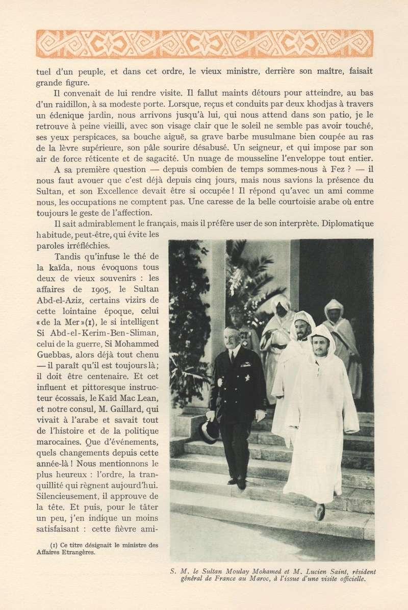VISIONS DU MAROC, André CHEVRILLON. - Page 6 Visio191