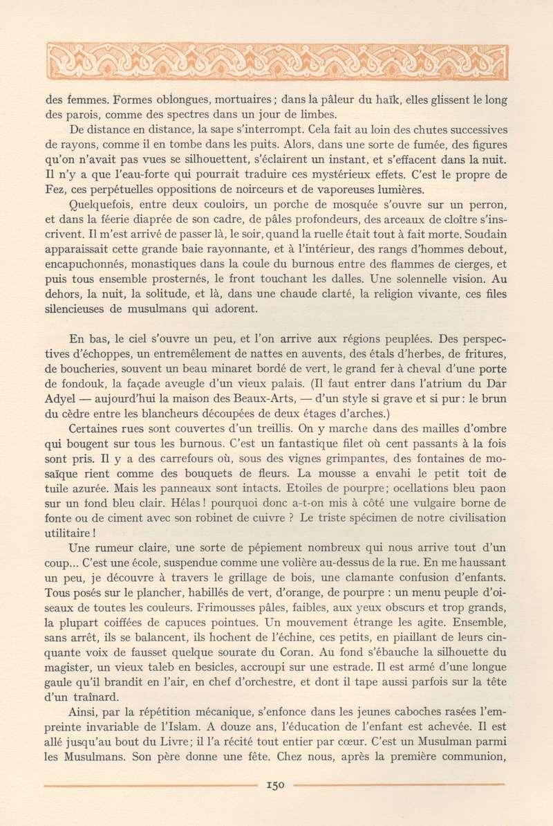 VISIONS DU MAROC, André CHEVRILLON. - Page 6 Visio193