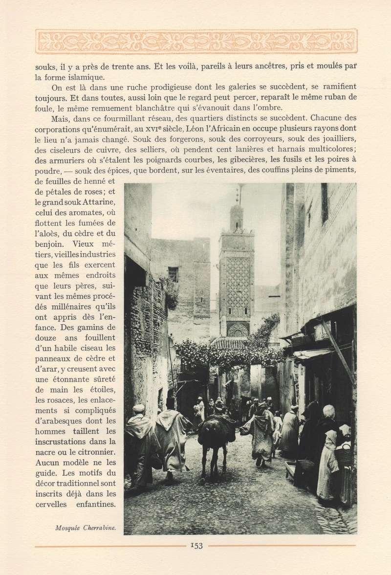 VISIONS DU MAROC, André CHEVRILLON. - Page 6 Visio196