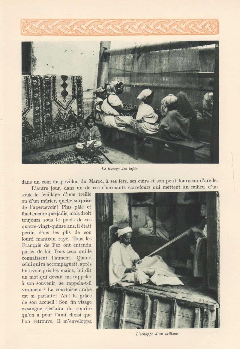 VISIONS DU MAROC, André CHEVRILLON. - Page 6 Visio198