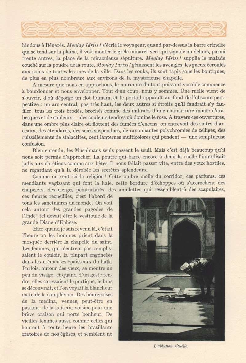 VISIONS DU MAROC, André CHEVRILLON. - Page 7 Visio200