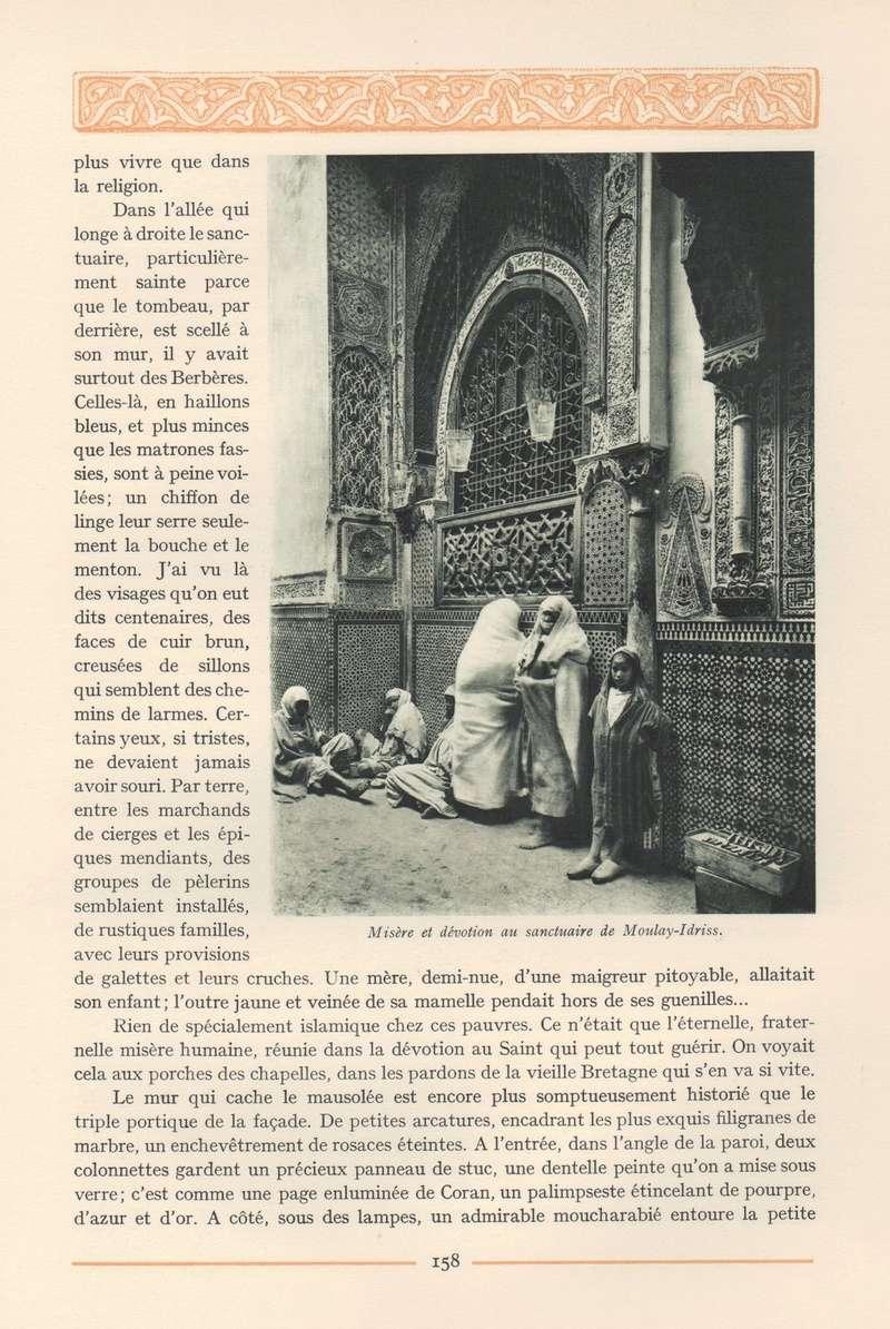 VISIONS DU MAROC, André CHEVRILLON. - Page 7 Visio219