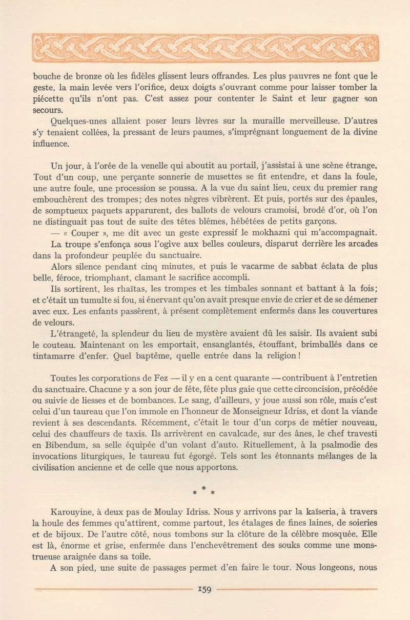 VISIONS DU MAROC, André CHEVRILLON. - Page 7 Visio220