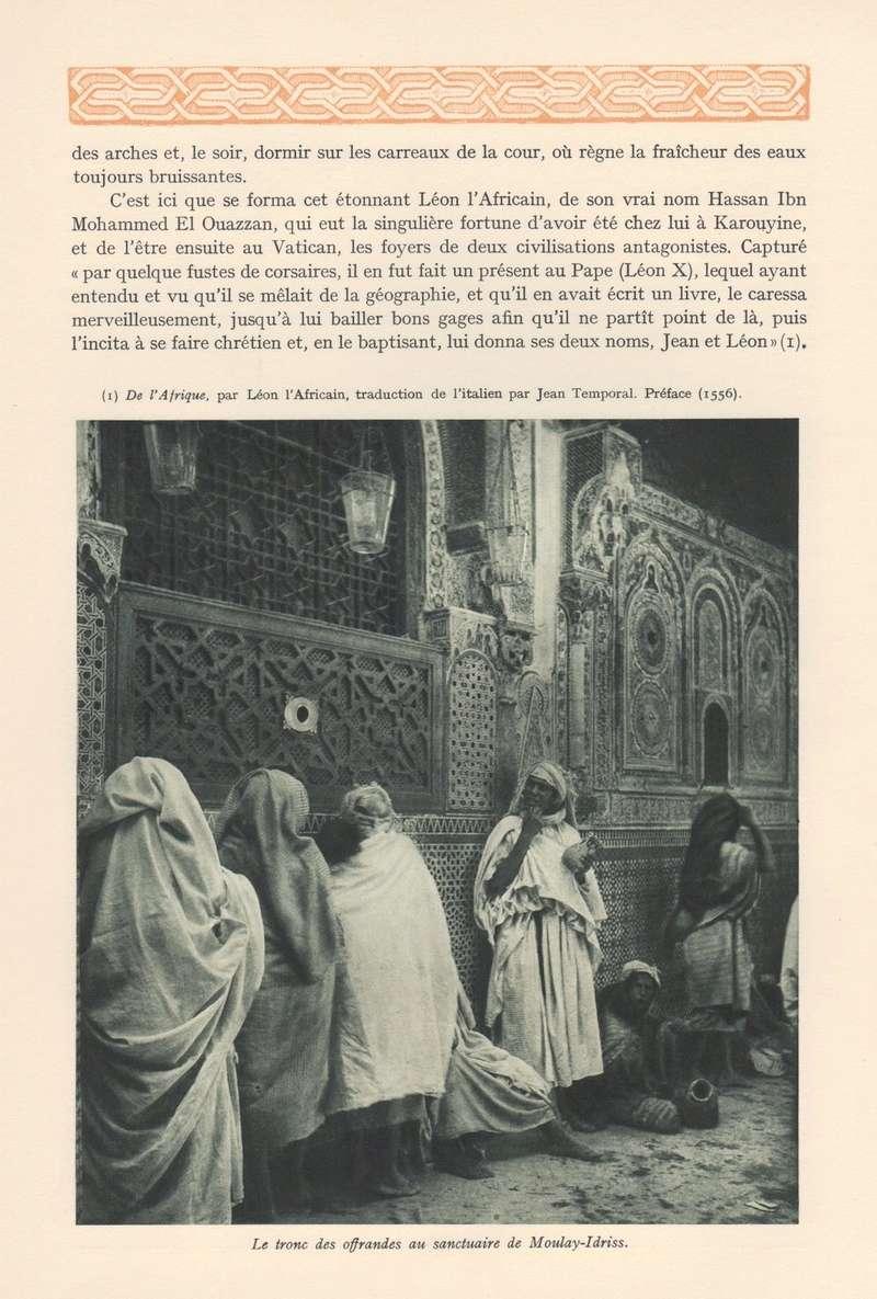 VISIONS DU MAROC, André CHEVRILLON. - Page 7 Visio222