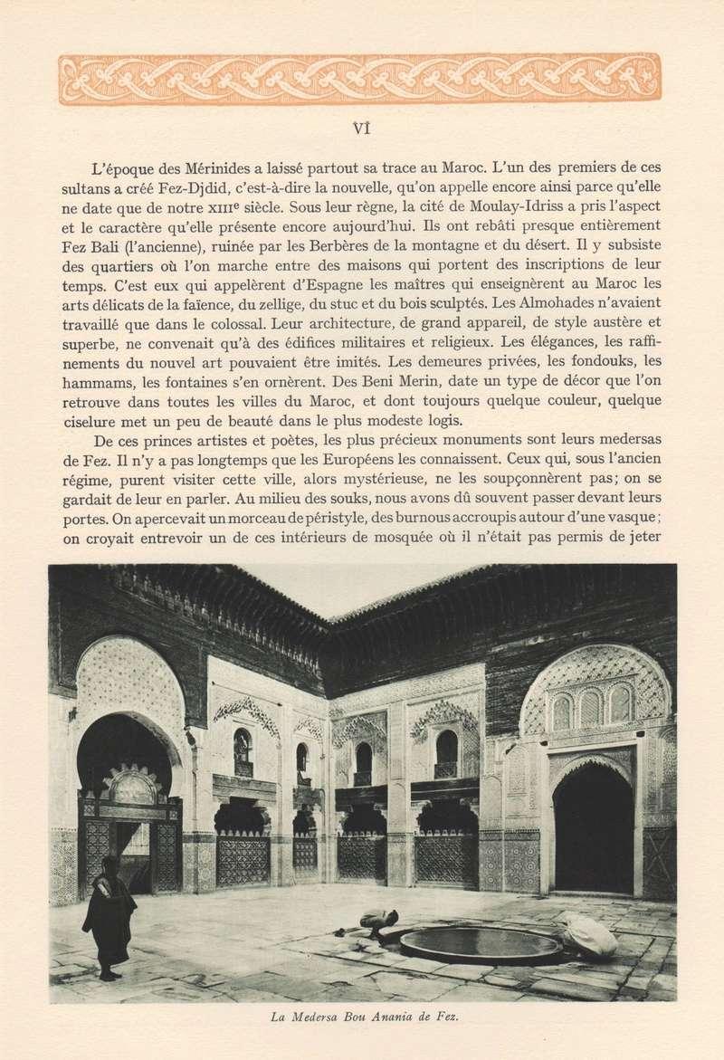 VISIONS DU MAROC, André CHEVRILLON. - Page 7 Visio224
