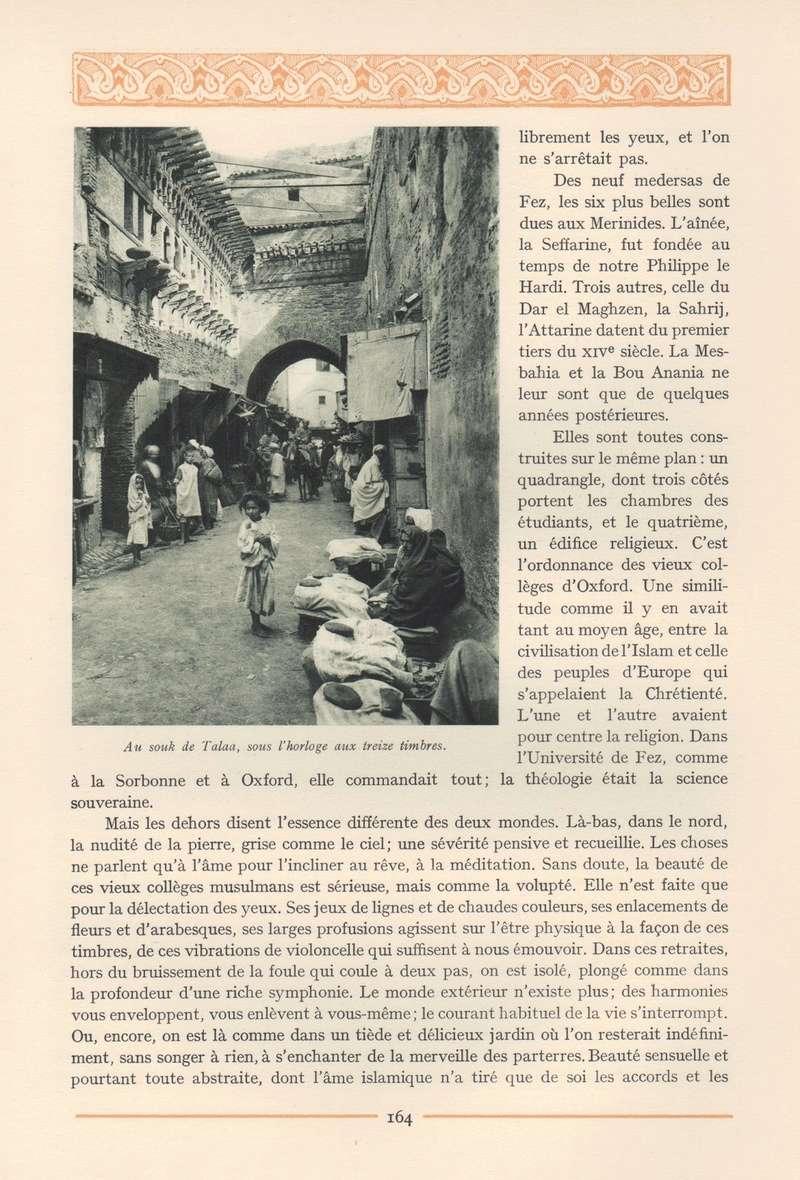 VISIONS DU MAROC, André CHEVRILLON. - Page 7 Visio225