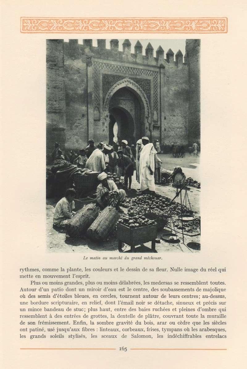 VISIONS DU MAROC, André CHEVRILLON. - Page 7 Visio226