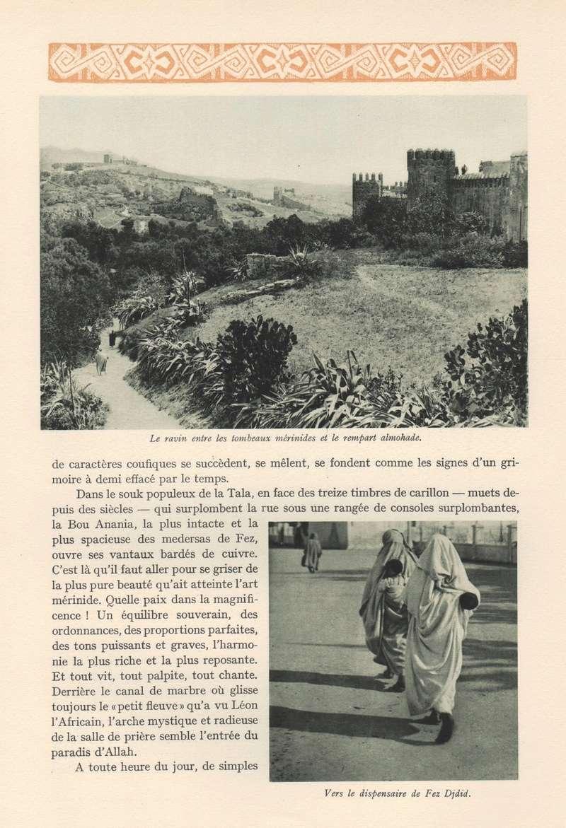 VISIONS DU MAROC, André CHEVRILLON. - Page 7 Visio227
