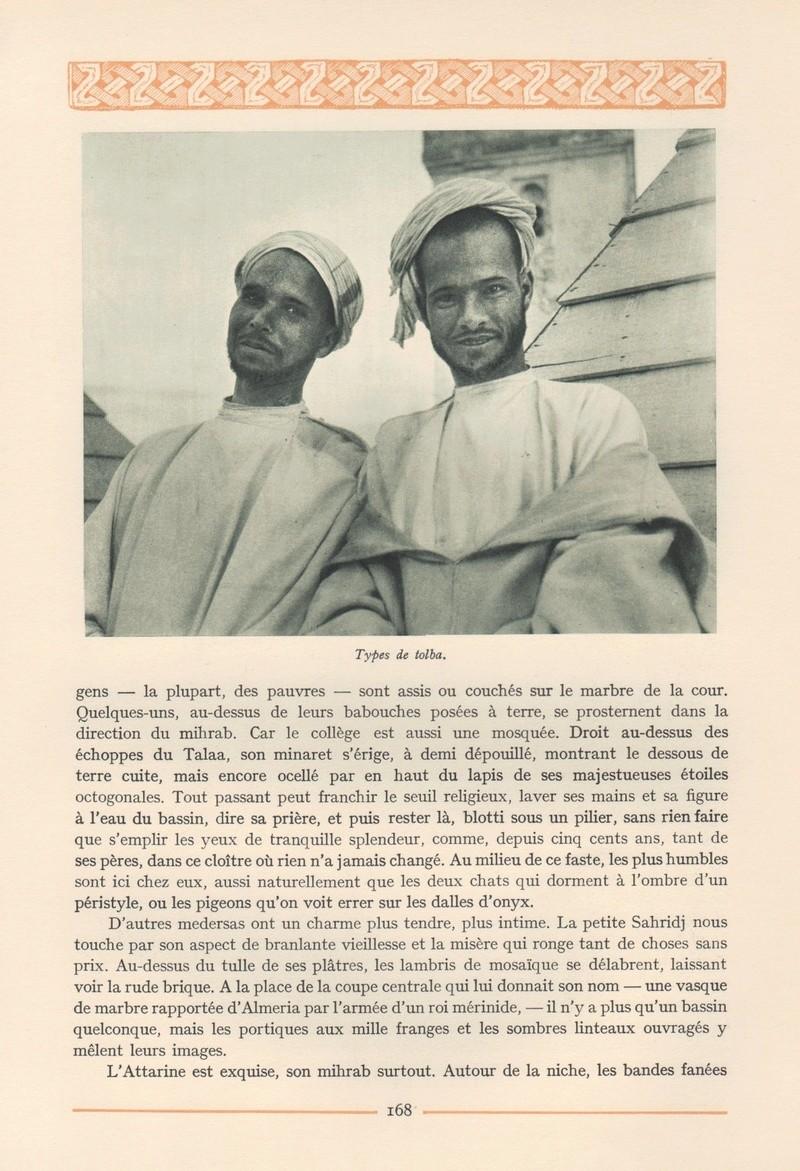VISIONS DU MAROC, André CHEVRILLON. - Page 7 Visio229