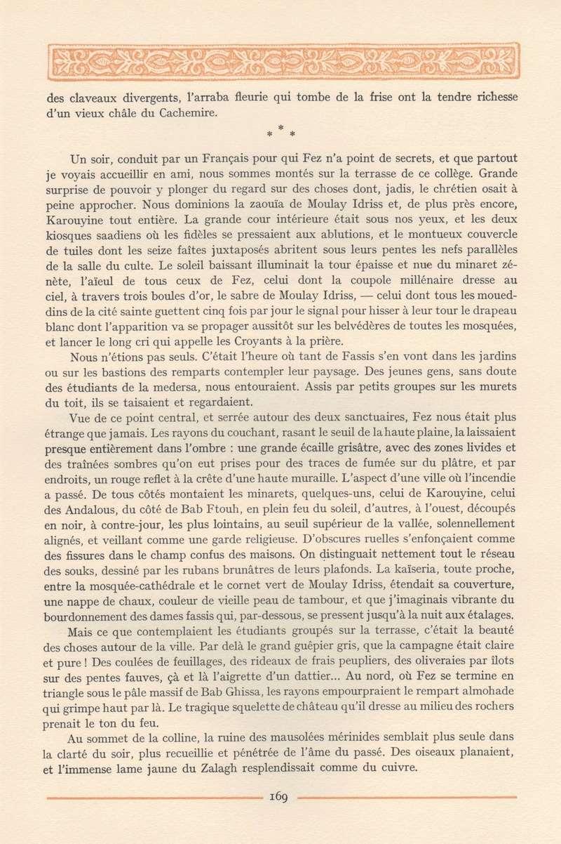 VISIONS DU MAROC, André CHEVRILLON. - Page 7 Visio230