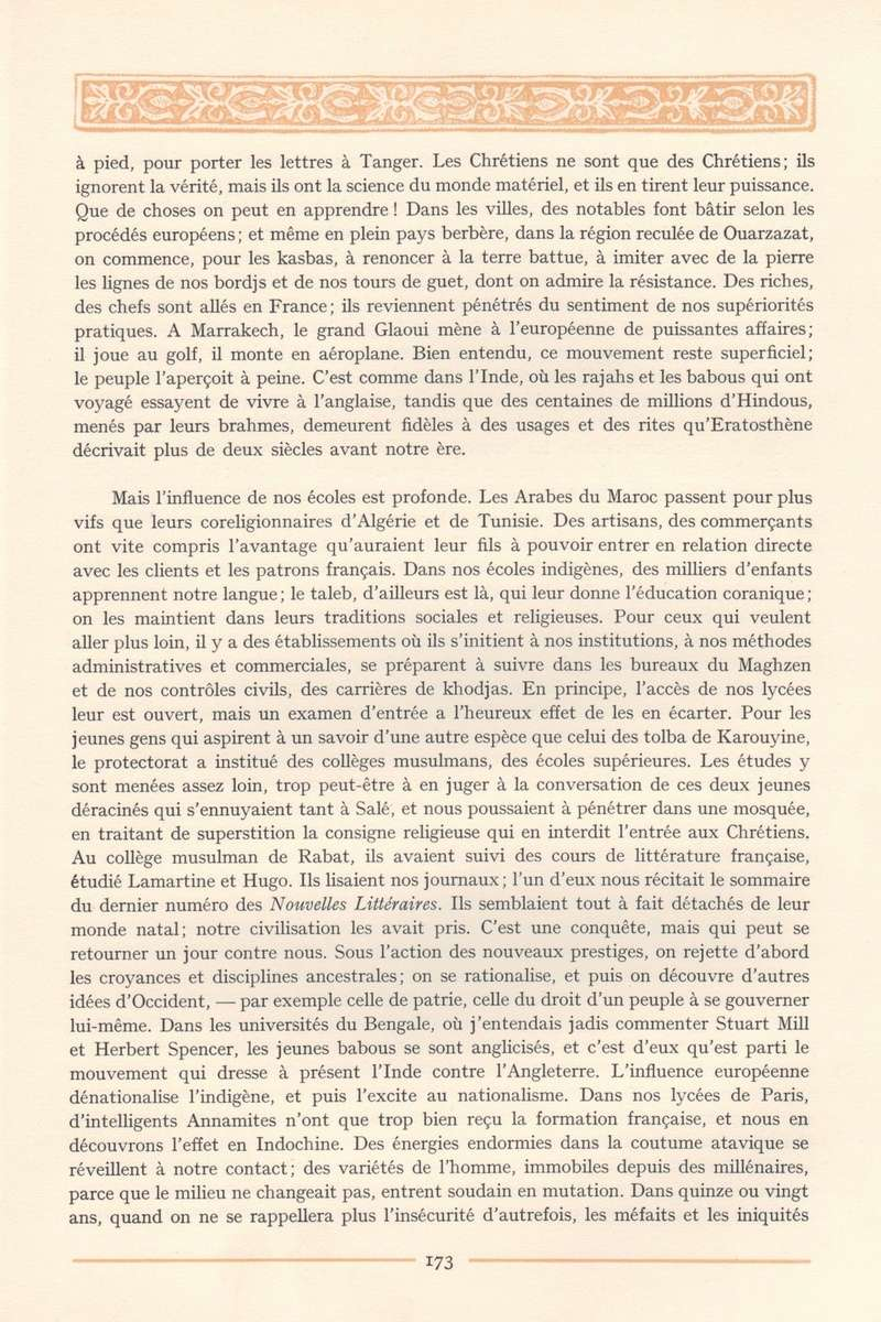 VISIONS DU MAROC, André CHEVRILLON. - Page 7 Visio234
