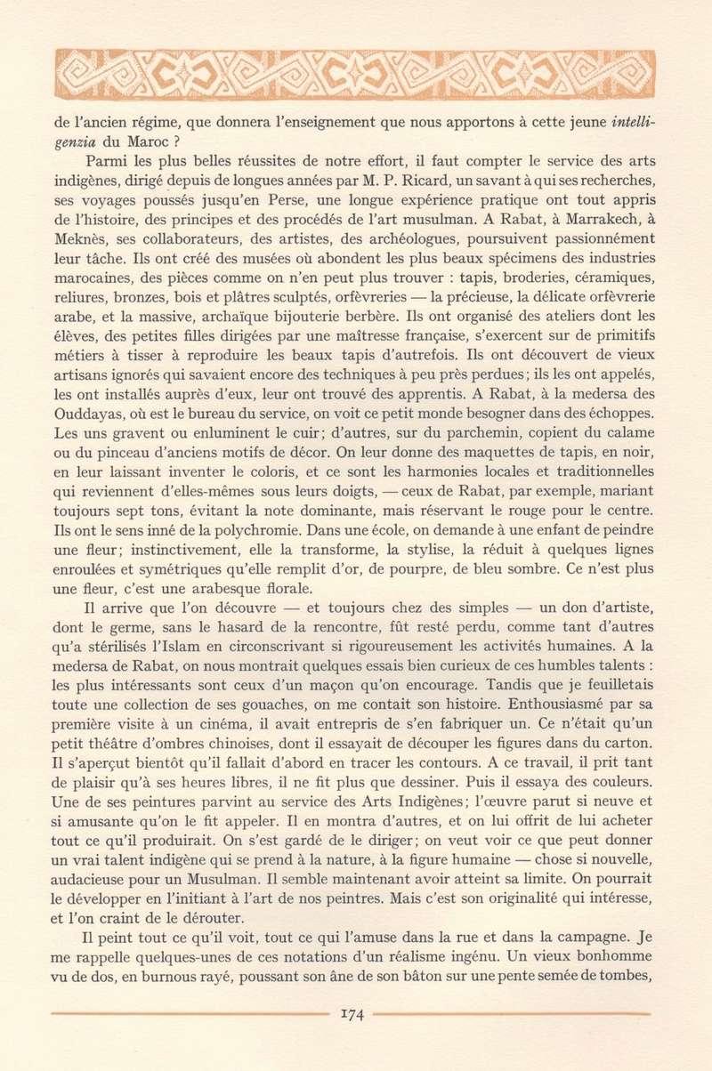 VISIONS DU MAROC, André CHEVRILLON. - Page 7 Visio235