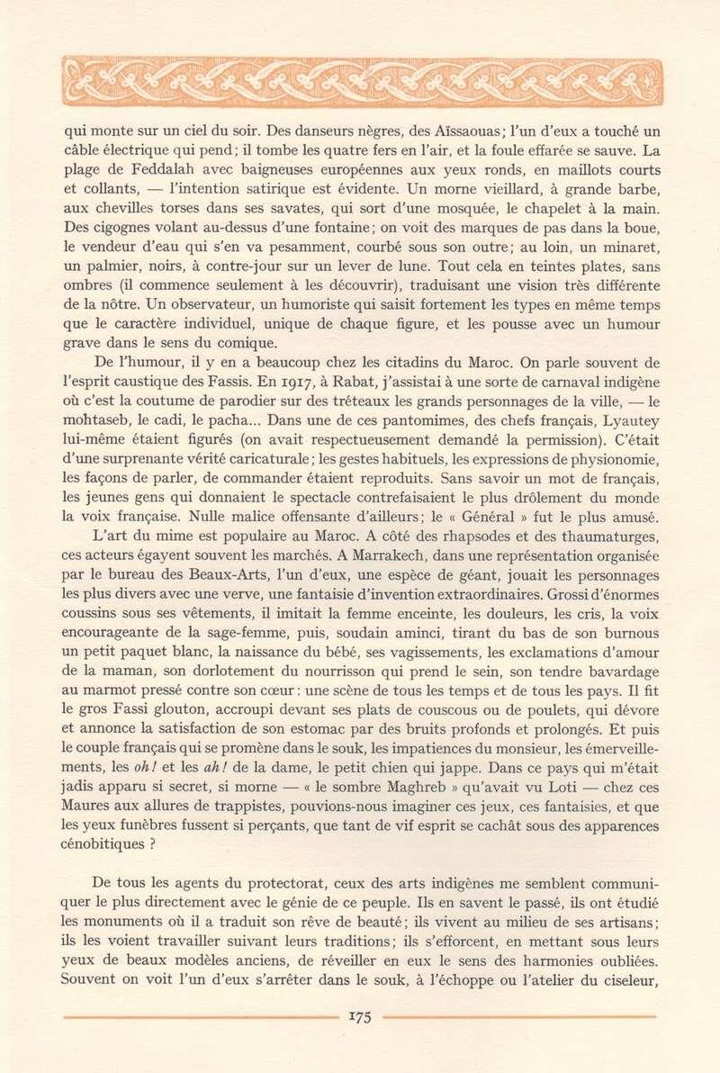 VISIONS DU MAROC, André CHEVRILLON. - Page 7 Visio236