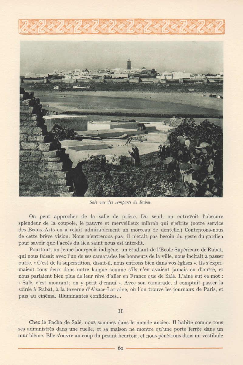 VISIONS DU MAROC, André CHEVRILLON. - Page 3 Vision13