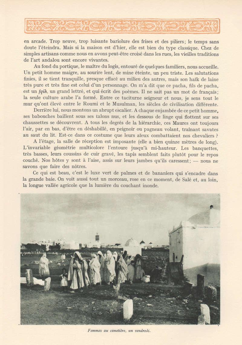 VISIONS DU MAROC, André CHEVRILLON. - Page 3 Vision14