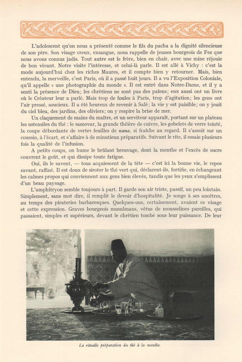 VISIONS DU MAROC, André CHEVRILLON. - Page 3 Vision16