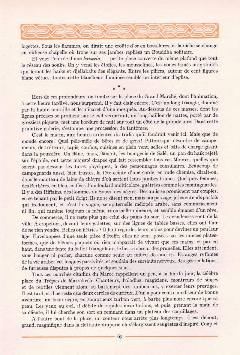 VISIONS DU MAROC, André CHEVRILLON. - Page 3 Vision20