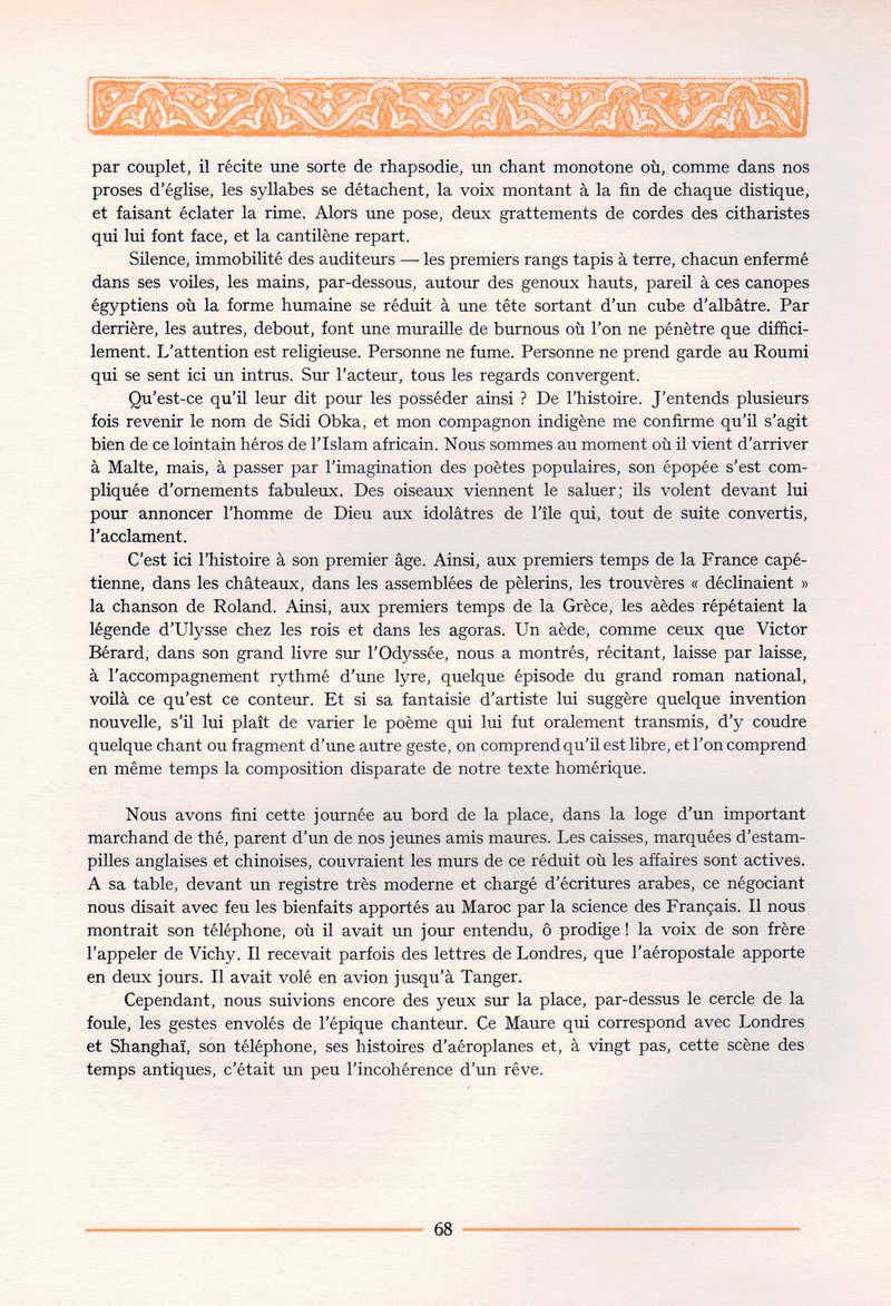 VISIONS DU MAROC, André CHEVRILLON. - Page 3 Vision21