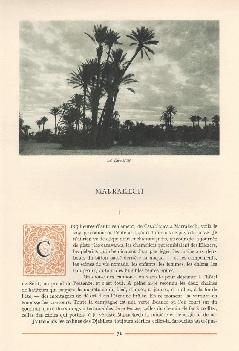 VISIONS DU MAROC, André CHEVRILLON. - Page 3 Vision24