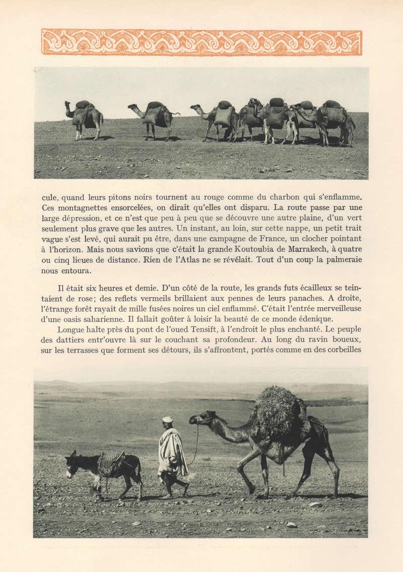 VISIONS DU MAROC, André CHEVRILLON. - Page 3 Vision40