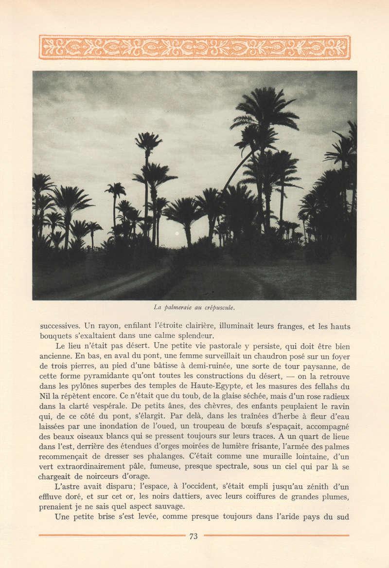 VISIONS DU MAROC, André CHEVRILLON. - Page 3 Vision41