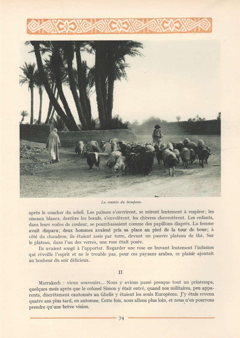 VISIONS DU MAROC, André CHEVRILLON. - Page 3 Vision42