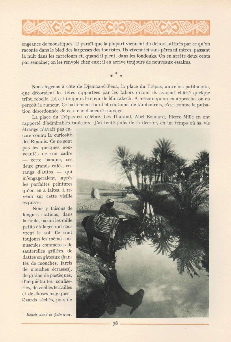 VISIONS DU MAROC, André CHEVRILLON. - Page 3 Vision46