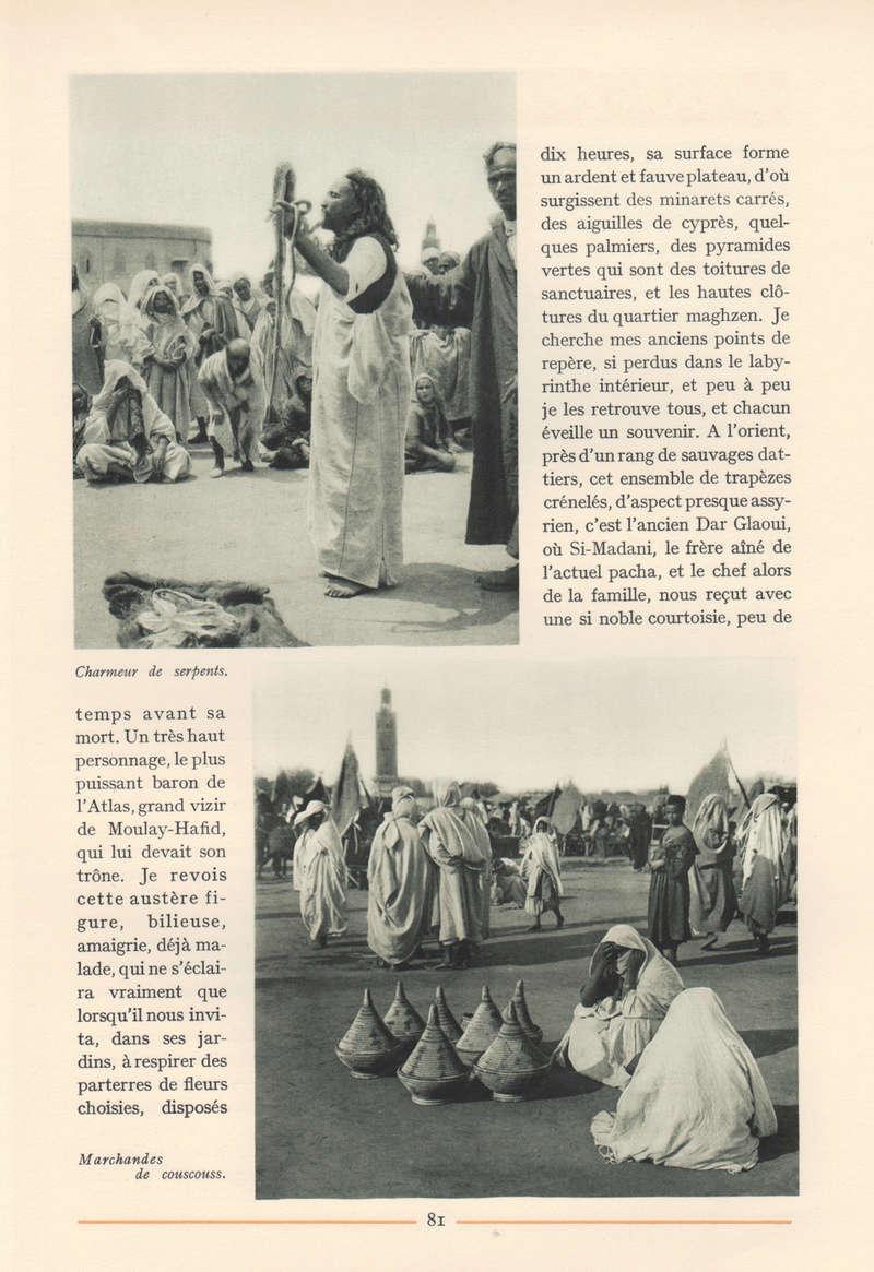 VISIONS DU MAROC, André CHEVRILLON. - Page 3 Vision49