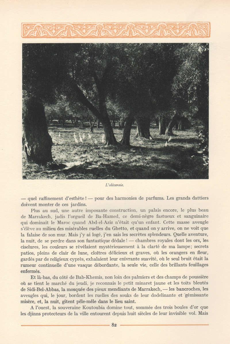 VISIONS DU MAROC, André CHEVRILLON. - Page 4 Vision50