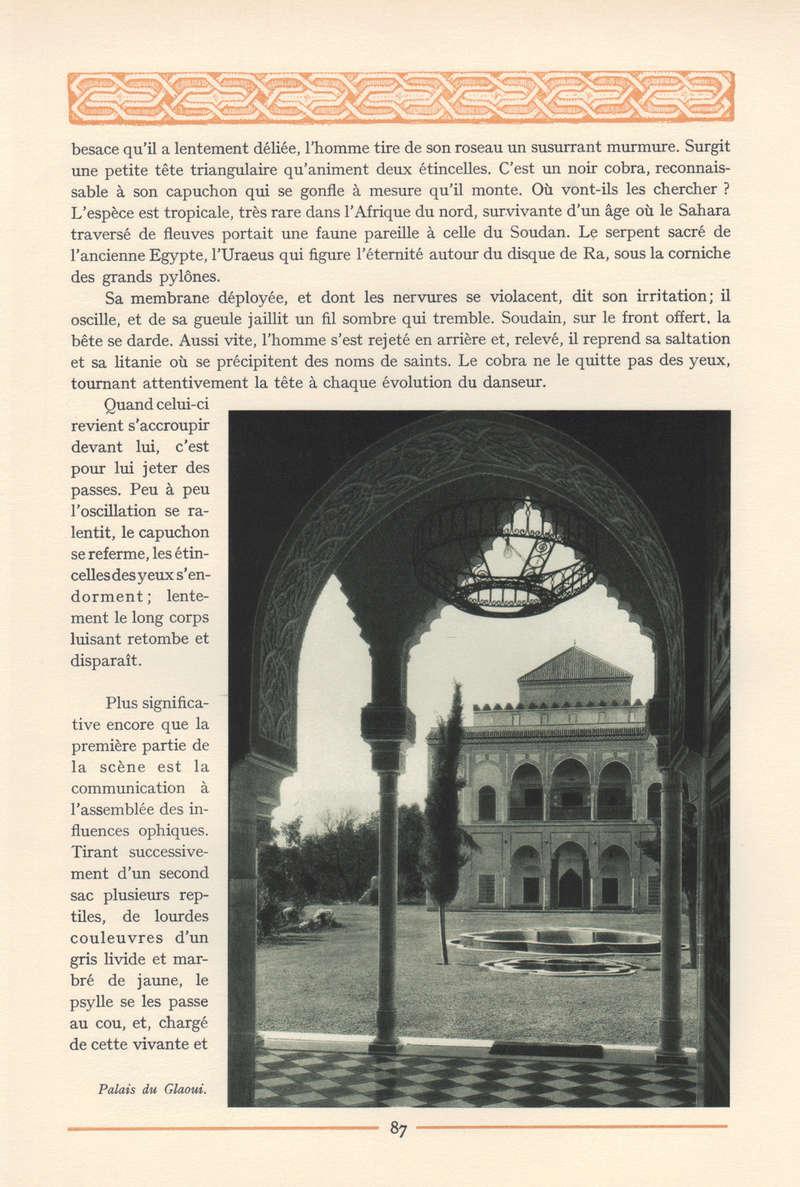 VISIONS DU MAROC, André CHEVRILLON. - Page 4 Vision55