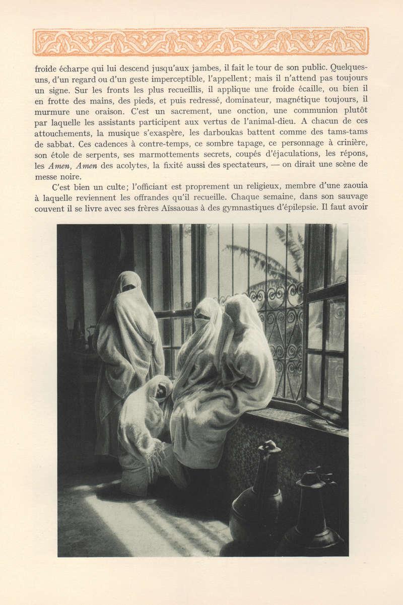 VISIONS DU MAROC, André CHEVRILLON. - Page 4 Vision56
