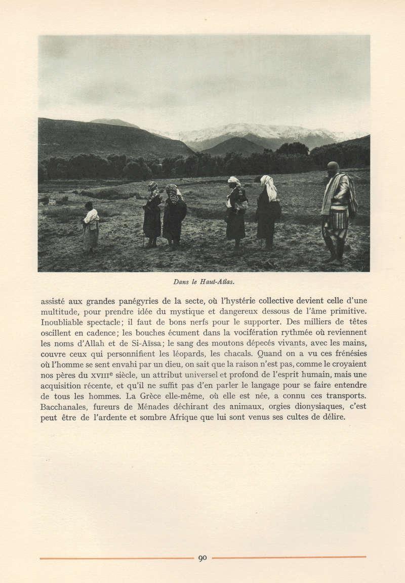 VISIONS DU MAROC, André CHEVRILLON. - Page 4 Vision58