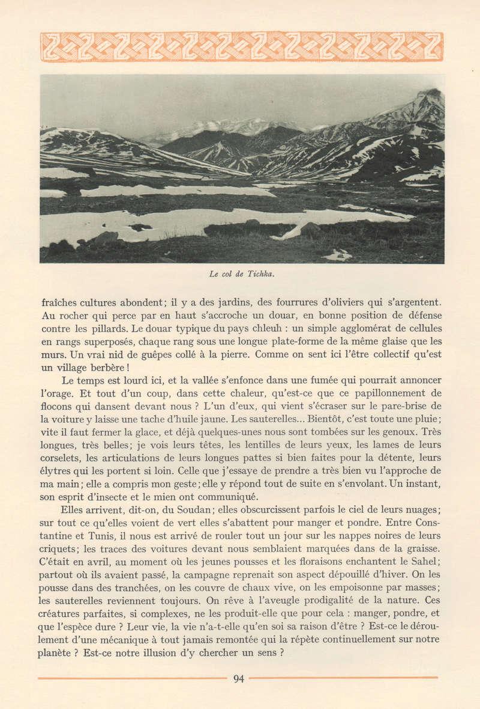 VISIONS DU MAROC, André CHEVRILLON. - Page 4 Vision88