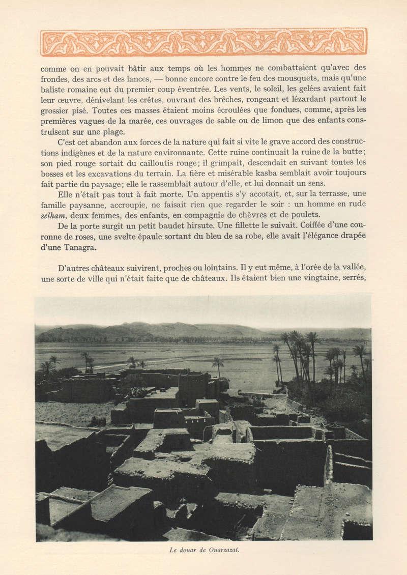 VISIONS DU MAROC, André CHEVRILLON. - Page 4 Vision94